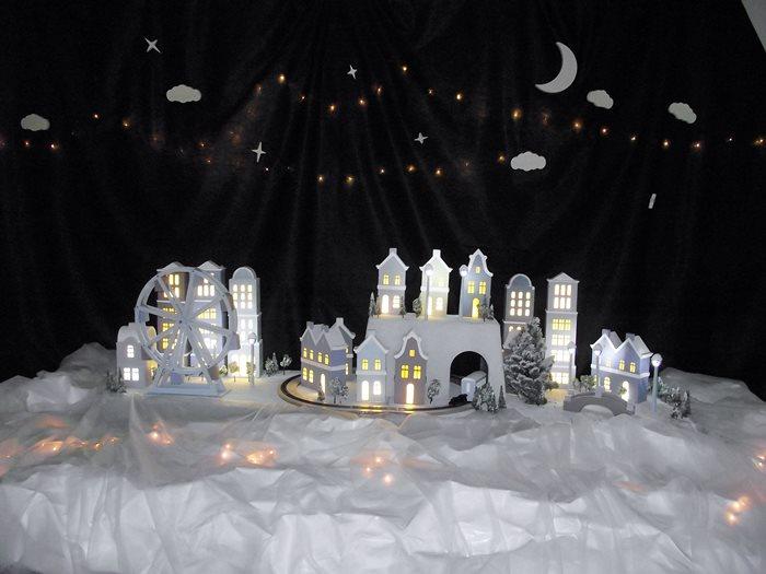 Kalėdų miestelis