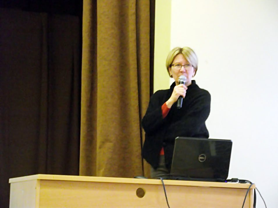 Septintokų susitikimas su žurnaliste Egle Bučelyte