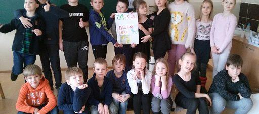 "2a klasė įvykdė projektą ""Baltijos jūra"""