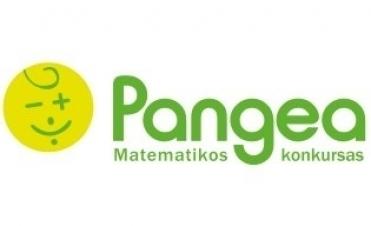 Aštuntokai išbandė jėgas Pangea  matematikos konkurse