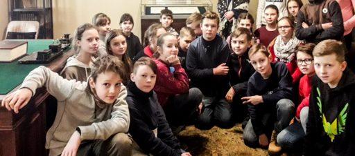 5d klasės mokinių išvyka į Signatarų namus