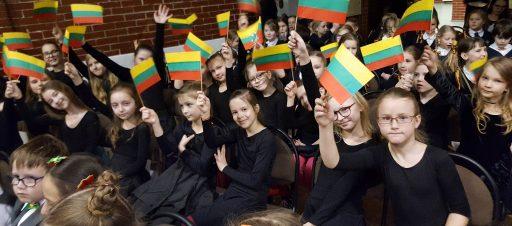 Jaunučių choras dalyvavo chorų festivalyje
