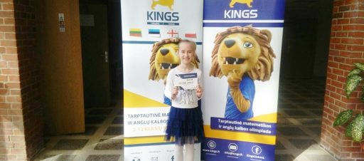 2a dalyvavo KINGS olimpiados finale