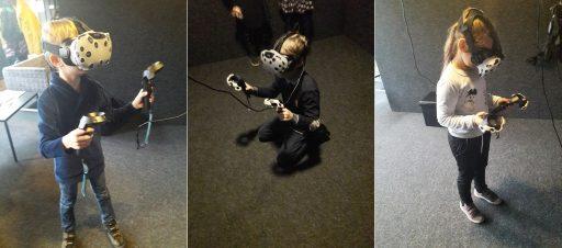 Virtualios realybės išbandymai