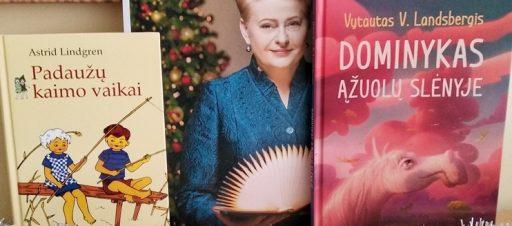 Knygų Kalėdos įsibėgėja
