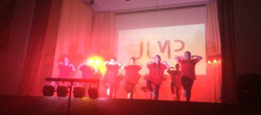"""""""Padūkėlio"""" šokėjai konkurse JUMP"""