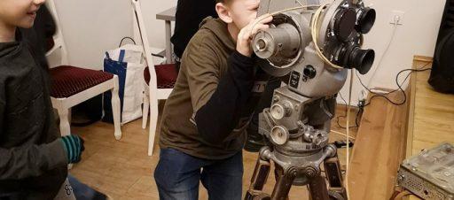 Filmo įgarsinimo edukacija