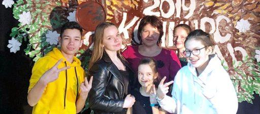 Sveikiname Liviją, laimėjusią II vietą rusiškos dainos festivalyje