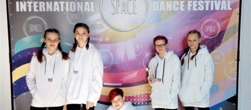 """""""Ritmix"""" šokėjai laimėjo III vietą festivalyje """"Space"""""""
