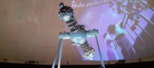 Išvyka į planetariumą