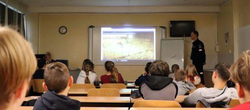 Prevencinė pamoka septintokams