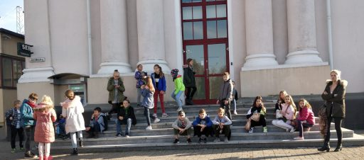 Edukacija apie brendimą ir higieną Vilniaus gimdymo namuose