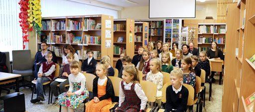 Pradinių klasių meninio skaitymo konkursas