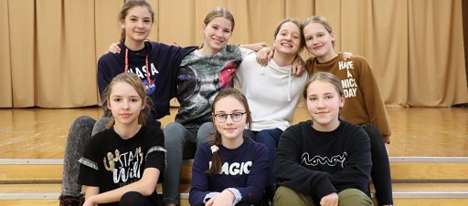 """Merry Christmas Baltic Amber šokio festivalyje dalyvavo """"Padūkėlio"""" šokių studija"""