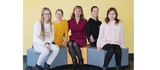 Mokyklinės 6 klasių lietuvių kalbos ir literatūros olimpiados nugalėtojai