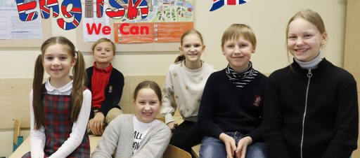 Mokyklinės 3-4 klasių anglų kalbos olimpiados laureatai