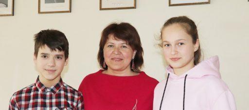 Miesto rusų kalbos olimpiados laureatai