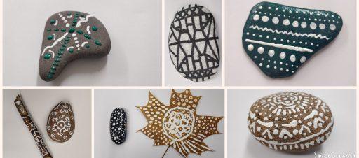 """Mokinių darbų paroda """"Ornamentas"""""""