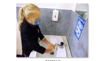 Paskaita apie rankų higieną