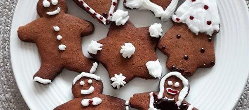 Sausainiai – nuoširdi padėka Kalėdų Seneliui