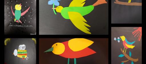 Laisvės paukščiai