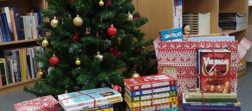 """""""Knygų Kalėdų"""" apžvalga"""