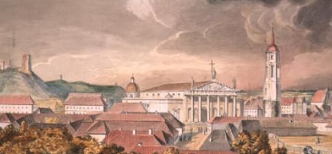 Mokiniai dalyvavo Vilniaus miesto istorijos olimpiadoje