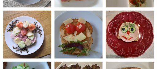 Pirmokai gamino ypatingus sumuštinius