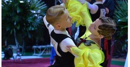 Sveikiname Tautvydą, laimėjusį prizines vietas šokių varžybose