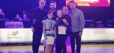 Tautvydas – Lietuvos 10-ties šokių pirmenybių D grupės sidabro laimėtojas