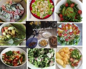 1 valgykim sveikai